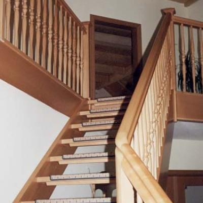 Treppen Aus Holz So Schon Wie Ein Mobelstuck
